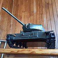 Модель Танка Т-34 из металла!
