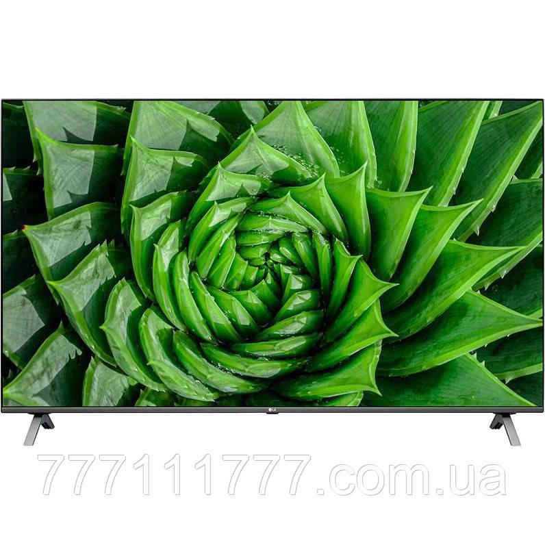 Телевизор LG 50UN8000 лж 50 дюймов 4К со смарт тв, серый со смарт пультом LG 50UN8000