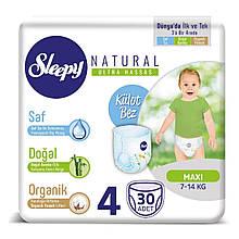 "Подгузники-трусики ""Sleepy"" 4 (7-14 кг) 30 шт."
