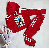 Стильный костюм для девочки 134,146,152