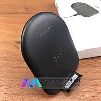 Беспроводная зарядка GOLF WQ7 Wireless Charger для телефона смартфона qi зарядное устройство iphone xiaomi
