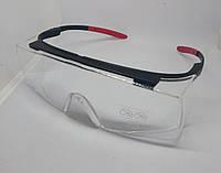 Защитные очки для мастеров с UV - фильтрами