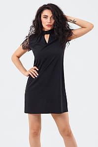 Романтичне коктельне плаття Fiona, чорний