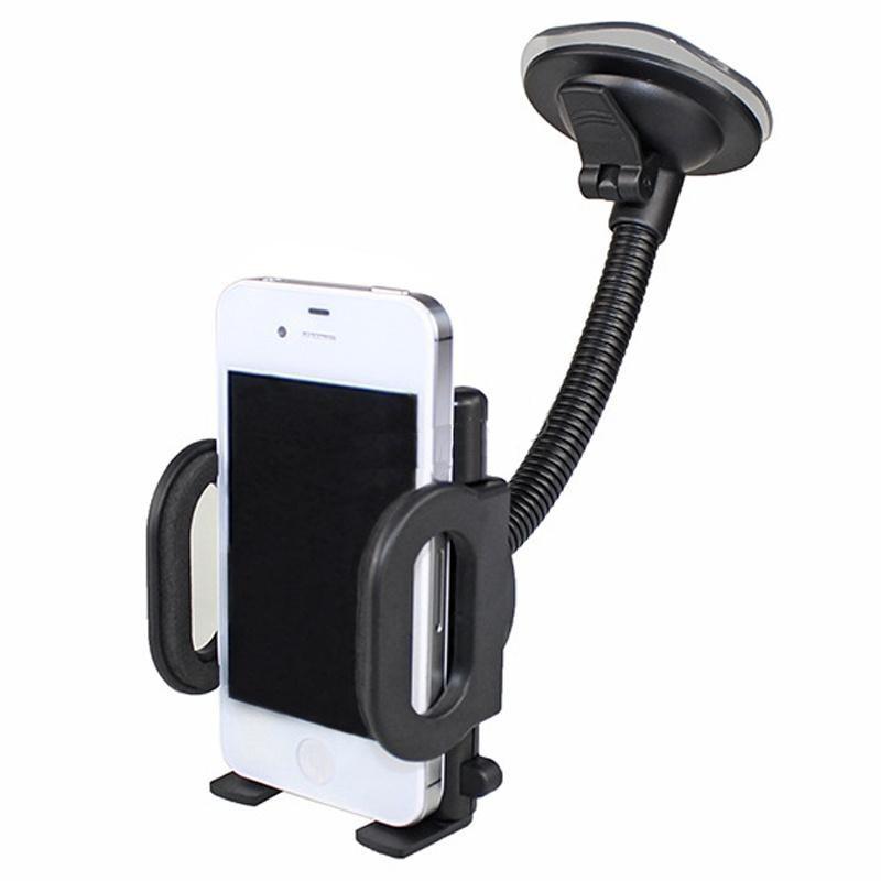 Автомобильный универсальный гибкий авто держатель YC016 для мобильного телефона