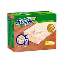 Салфетки для паркета Swiffer Legno & Parquet, 18 шт