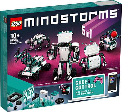LEGO MINDSTORMS Робот-винахідник 51515