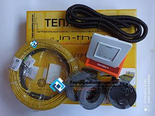 Спец. предложение на комплект кабеля для обогрева In-therm (Чехия) (комплект c cенсорным Terneo S)