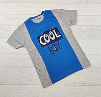 Детская футболка для мальчиков 3,4,5,6,7 лет
