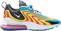 Кроссовки Nike AIR MAX 270 REACT ENG разноцветные CD0113-400