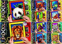 """Набор для творчества """"Мозаика Пиксель""""  РМ-01-01,02,03,04,05...10 Danko Toys"""