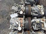 Компрессор кондиционера Mazda 626 GF 1997-2002г.в. 1.8 2.0 бензин, фото 2