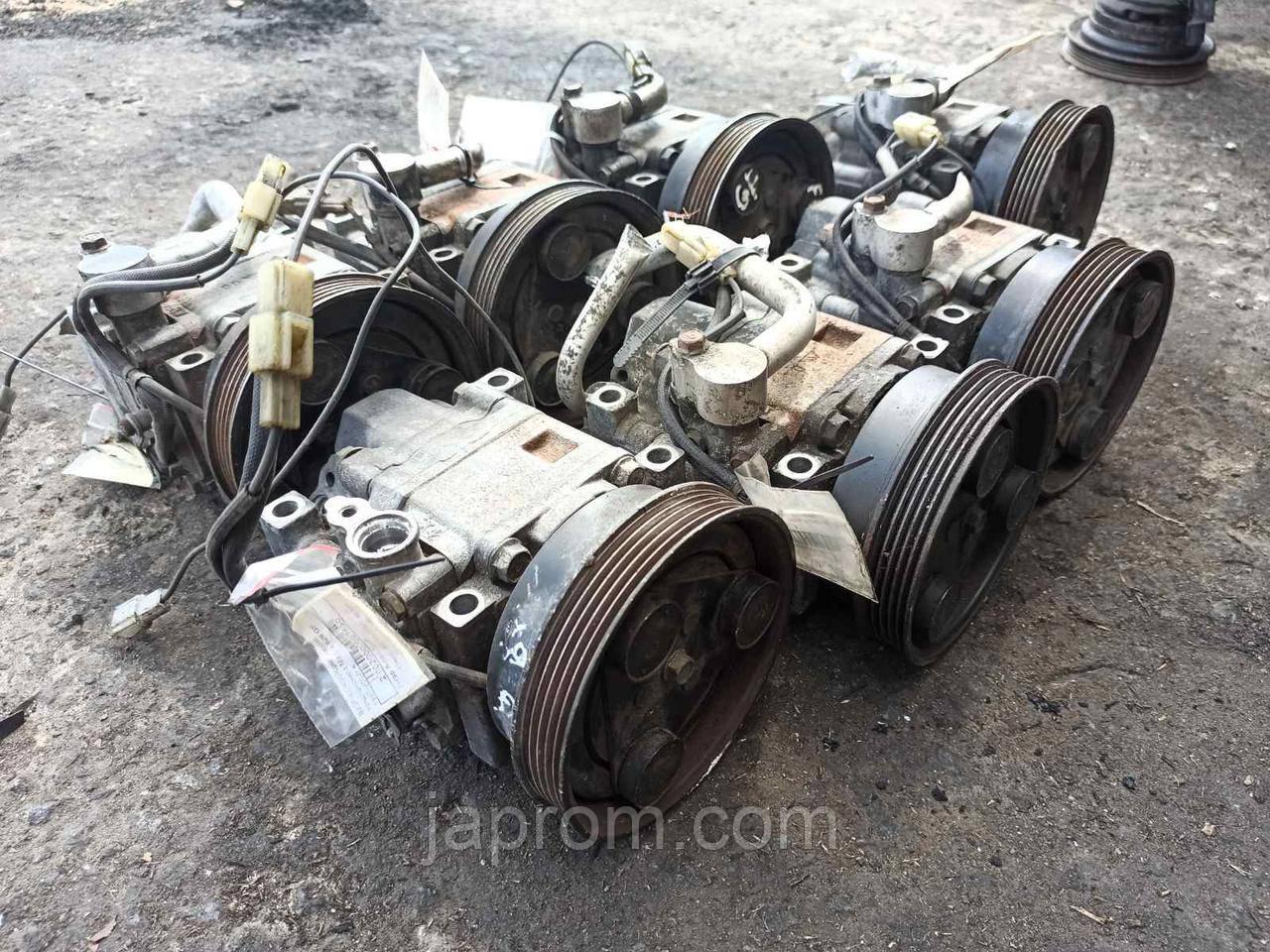 Компрессор кондиционера Mazda 626 GF 1997-2002г.в. 1.8 2.0 бензин