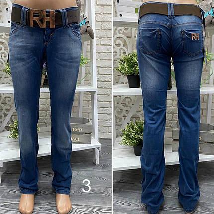 """Модные женские джинсы, ткань """"Джинс"""" 26 размер, фото 2"""