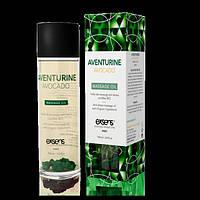 Массажное масло EXSENS Aventurine Avocado (анти-стресс) 100мл (срок годности 09.2020)