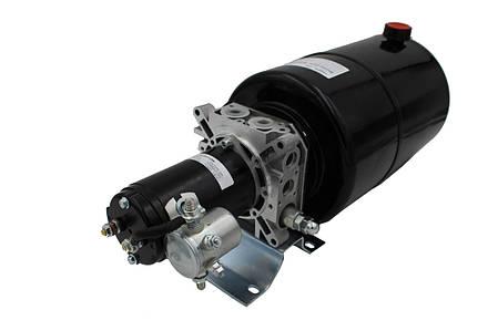Мини-маслостанция для подъема кузова автомобиля (на газель), фото 2
