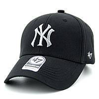 Кепка 47 Brand New York Yankees M251 Бейсболка Черная (реплика)