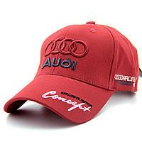 Кепка Audi А47 Красная