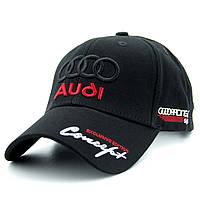 Кепка Audi А49 Черная