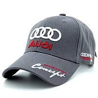 Кепка Audi А50 Серая