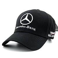 Кепка Mercedes-Benz А16 Черная