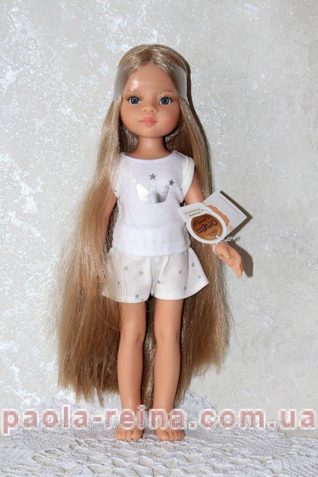 Лялька Manica Маника Паола Рейну, 32 см Paola Reіna