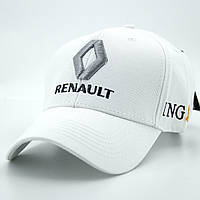 Кепка Renault А135 Белая