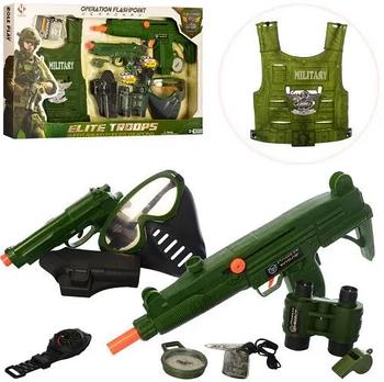 Набор военный, набор военного М013А воин, камуфляжный набор