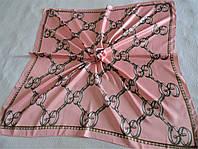 Платок Gucci шёлк, фото 1