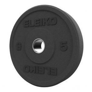 Диск амортизирующий Eleiko XF 5 кг черный 3085125-05  (ПРОФКА)