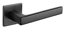 Дверна ручка Tupai 3095Q/153 5S чорний матовий