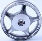 Диск колеса   2,50 * 10   (зад, барабан)   (легкосплавный, 19 шлицов).