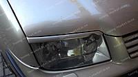 Реснички на фары Volkswagen Bora, Накладки на фары Бора, фото 1