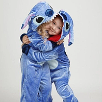 Кигуруми Стич пижама для детей (120-130 см)
