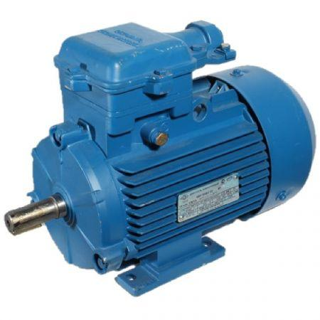 Электродвигатель 4ВР80В2 (4ВР 80В2) 4ВР 80 В2 2,2 кВт 3000 об/мин IM2081 (комбинированные) (+5%)