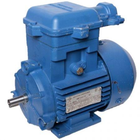 Электродвигатель 4ВР63B4 (4ВР 63B4) 4ВР 63 B4 0,37 кВт 1500 об/мин IM3081 (с фланцем) (+5%)