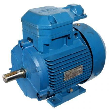 Электродвигатель 4ВР100L6 (4ВР 100L6) 4ВР 100 L6 2,2 кВт 1000 об/мин IM3081 (с фланцем) (+5%)