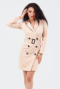 Класичне жіноче плаття Impreza, бежевий