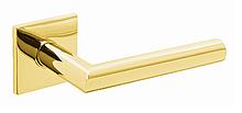 Дверна ручка Tupai 4002Q/01 5S латунь