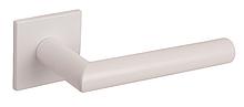 Дверна ручка Tupai 4002Q/152 5S білий матовий