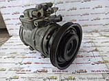 Компресор кондиціонера Mitsubishi Eclipse 1989-1994 р. в. 2.0 l MC147200-5030, фото 5