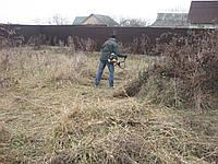 Покос травы Покос бурьяна Покос камыша недорого