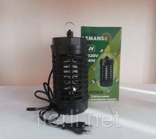 Ловушка для уничтожения насекомых 4W на 20м² Lemanso Lm3065