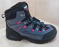 Женские зимние ботинки AxBoxing размеры 37-42