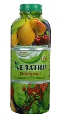 Органическое удобрение Хелатин Универсальный 1,2 л