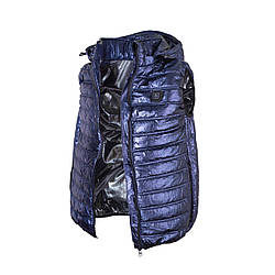 Жилет с подогревом TM Теплий Пан XL синий