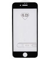 Защитное стекло 4D Tempered Glass IPhone 6 Plus/6S Plus Black