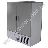 Холодильный шкаф двухдверный среднетемпературный ШХТС 0.6