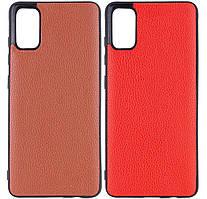 Кожаная накладка Epic Vivi Series для Samsung Galaxy A41 SM-A415F