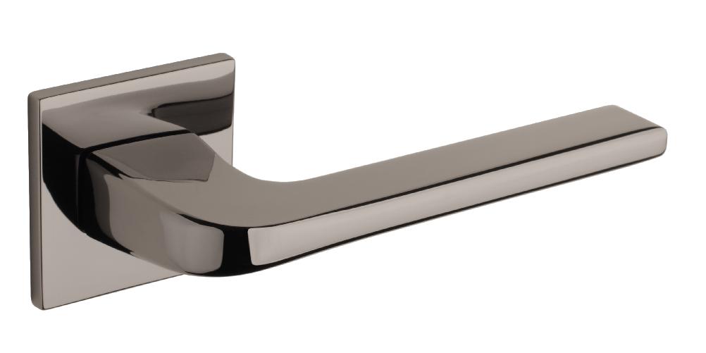 Дверна ручка Tupai 4007Q/49 5S чорний нікель
