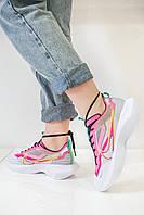 Кроссовки женские цветные Nike Vista Lite / Жіночі кросівки Nike Vista Lite / білі / White / белые